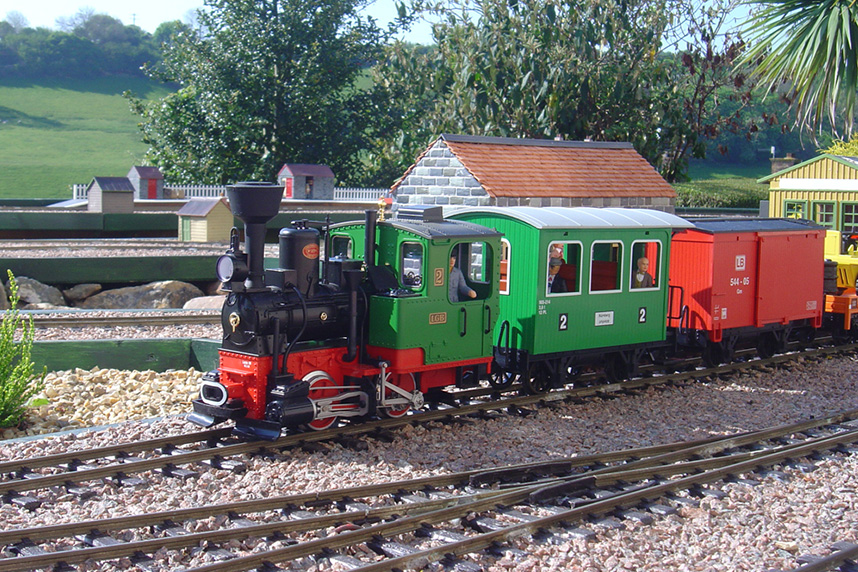 Trains - Pecorama